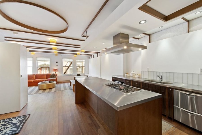See Inside Zachary Quinto S New Nyc Loft Today Com