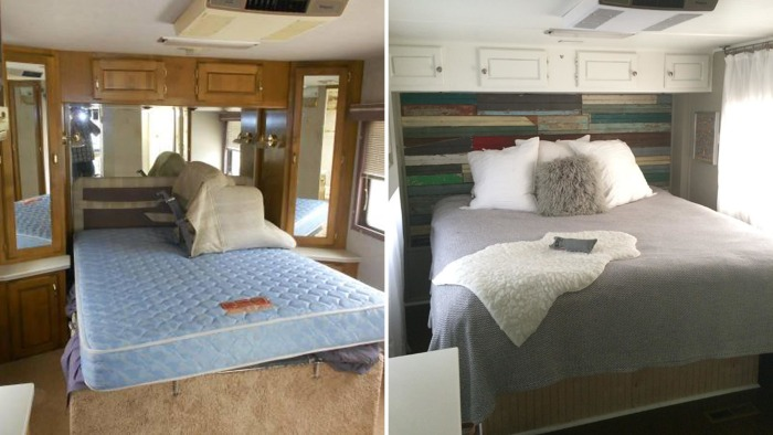 See What This Rv Looks Like After A Renovation Today Com