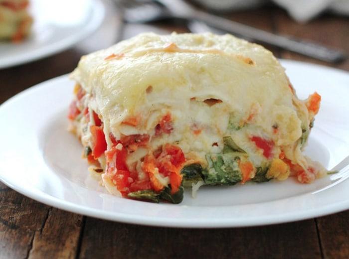 Easy healthy lasagna recipes