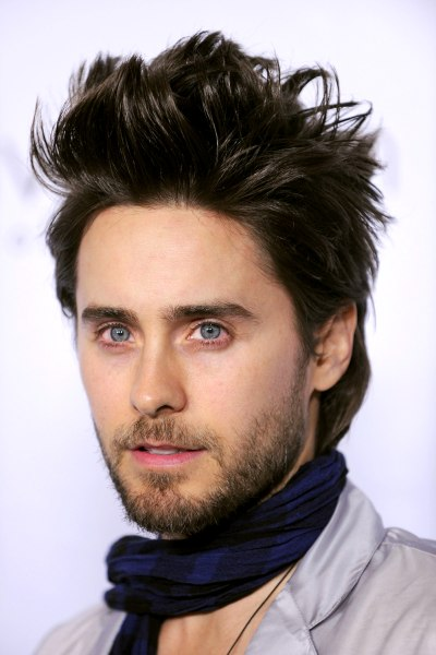 The long and colorful history of Jared Leto's hair - TODAY.com