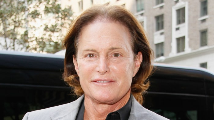 Bruce Jenner confirms transition in Diane Sawyer interview ... Bruce Jenner