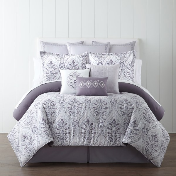 eva longoria teams up with jc penney for bedding collection