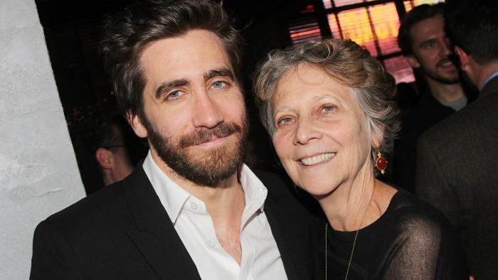 Photo of Jake Gyllenhaal & his  Mother  Naomi Foner