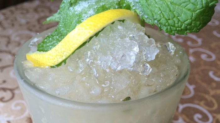 Henry Clay Mint Julep
