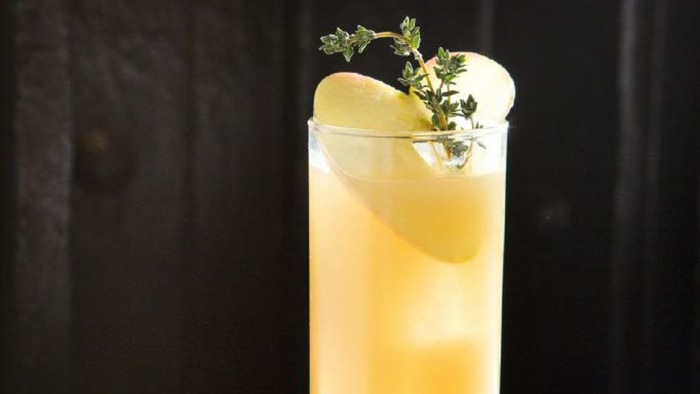 The Derby Apple Cocktail