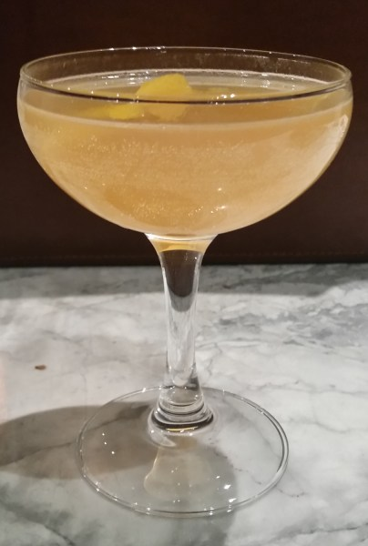 ... Milling Room shared this recipe for the classic Brown Derby cocktail