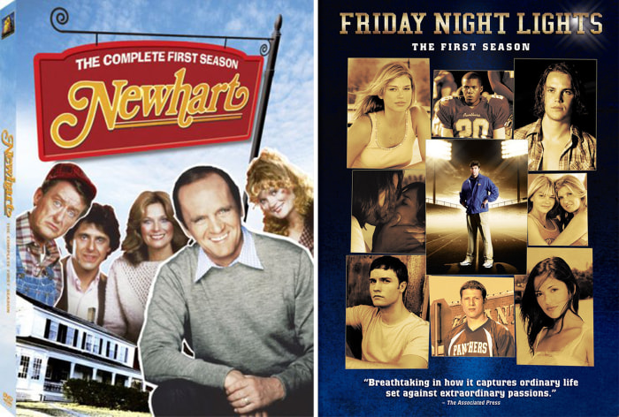 an analysis of the movie friday night lights A friday night lights movie has been a topic of discussion for years although the project seems to have died, executive producer peter berg recently revealed what the script was about a friday night lights movie has been a topic of discussion for years.
