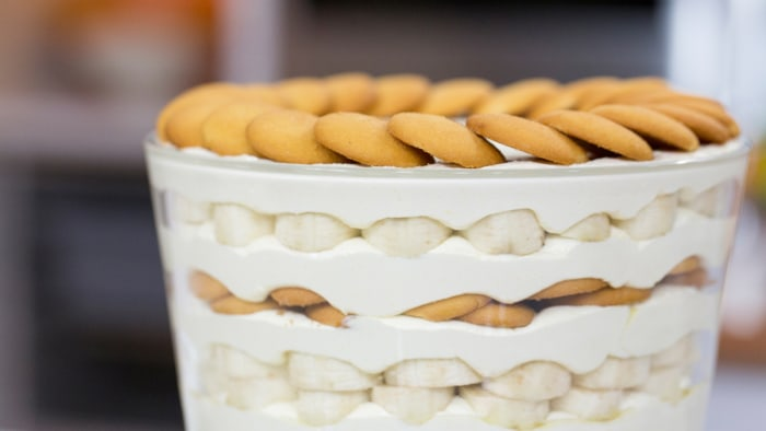 Tamron Hall's family recipe for banana pudding