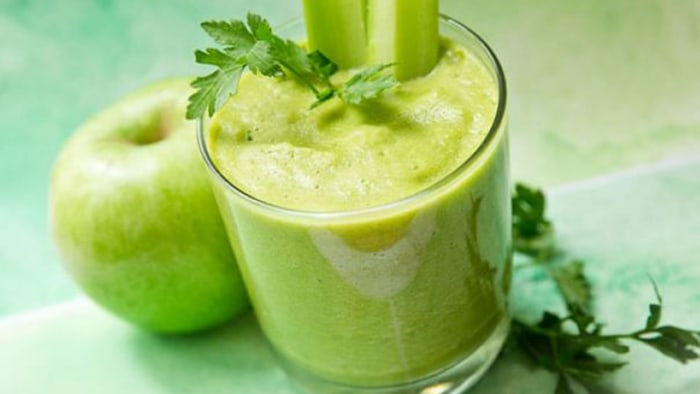 Dr. Oz's super healthy green drink