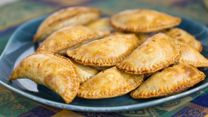 Natalie Morales shares her mother's empanadas recipe