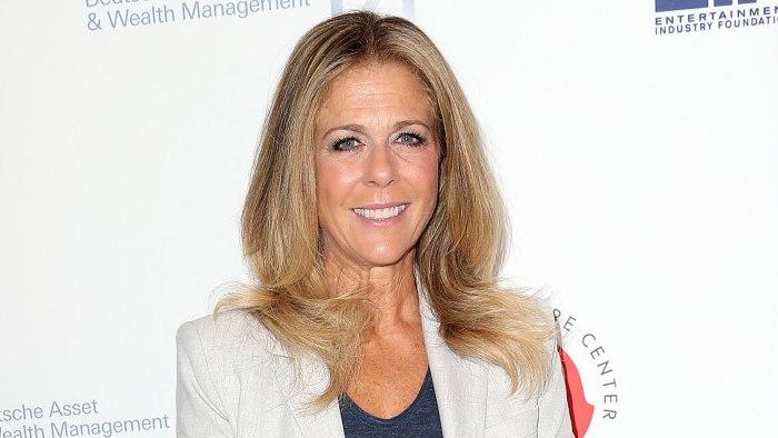 Rita Wilson reflects on double mastectomy, praises Tom ...