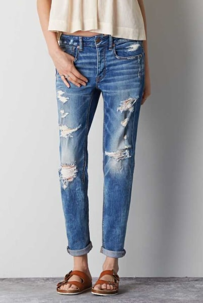 9 pairs of stylish jeans that won't send you to the ...