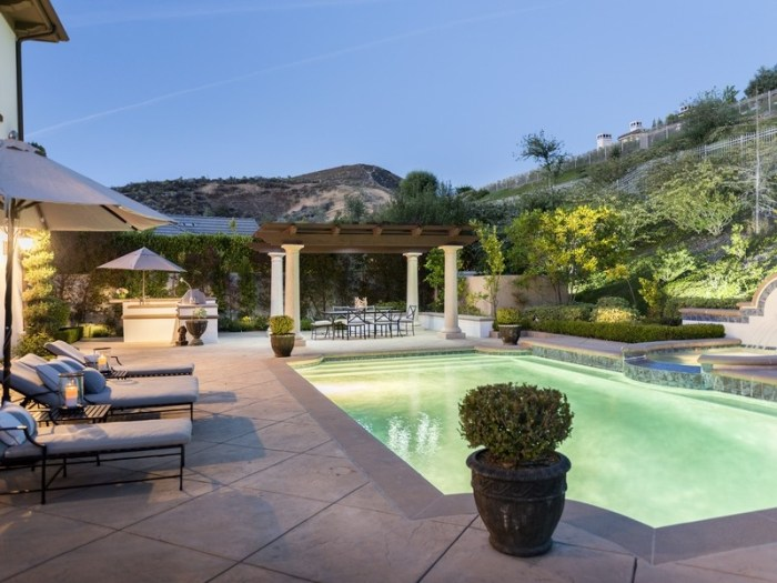Bret Michaels Lists California Home Today Com