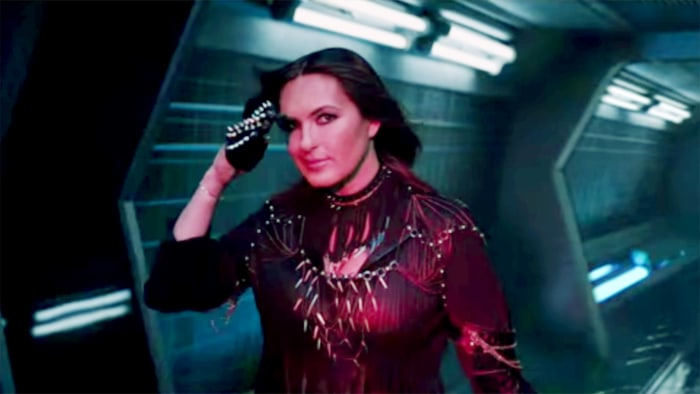 Image result for mariska hargitay, bad blood