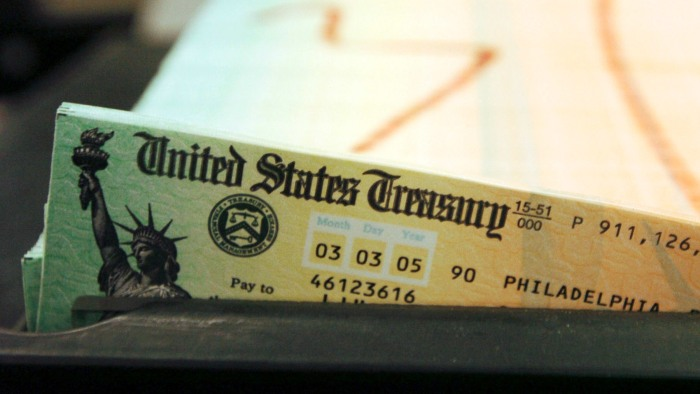 Social Security check