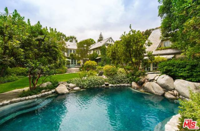 see inside ozzy and sharon osbourne u0026 39 s rustic home in beverly hills