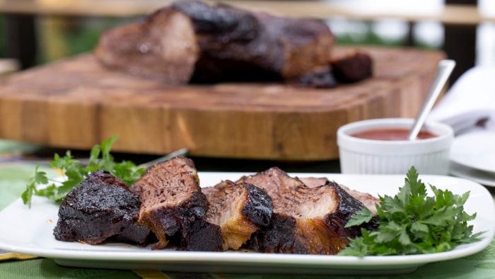Al Roker's BBQ Brisket