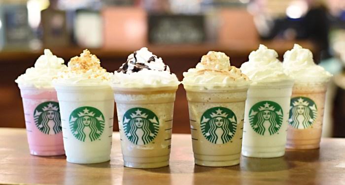 今天开始星期四 Starbucks Tall-Sized Frappuccino 只需 RM 1.80?