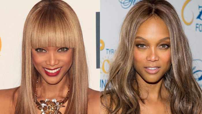 Tremendous Bangs Or No Bangs Celebrity Hairstyles Today Com Short Hairstyles For Black Women Fulllsitofus