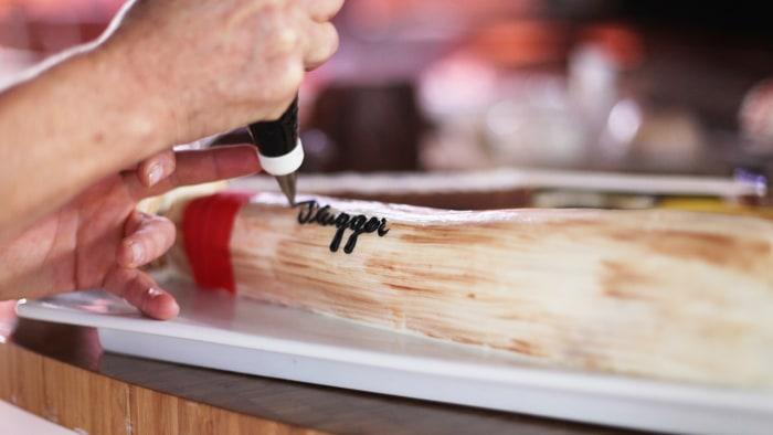 Karen Tack, Father's Day Cakes