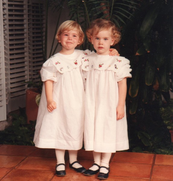Bush Hager, sister Barbara share secrets of being twins - TODAY.com