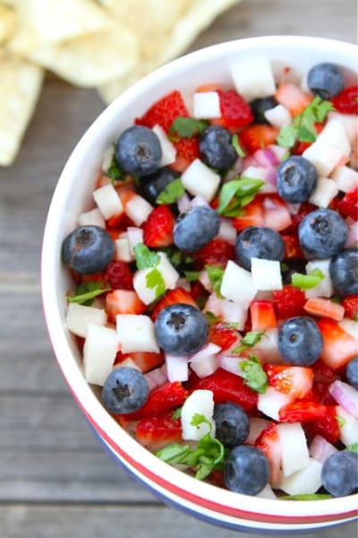 cute, craveable Fourth of July party treats from Pinterest even you ...