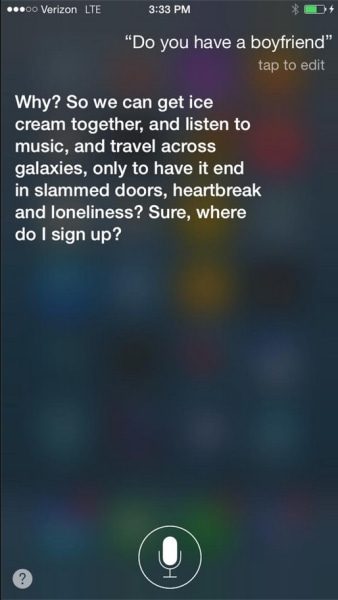 6 Other Questions To Ask Siri For Hilarious Results