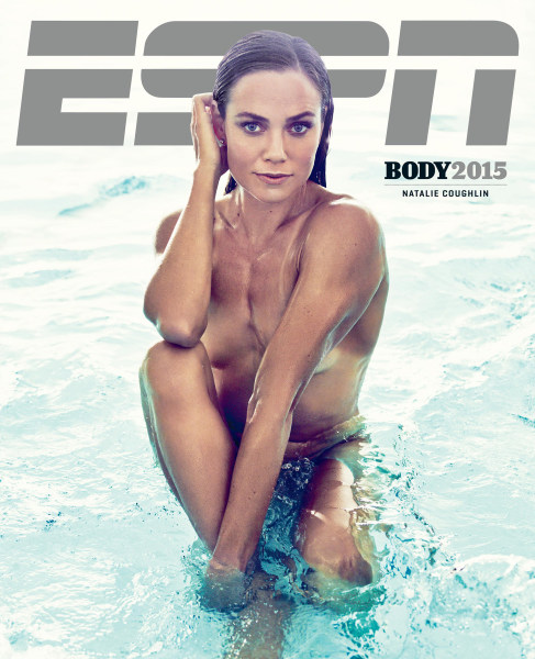 ... star athletes show off their fit physiques for ESPN's 2015 Body Issue
