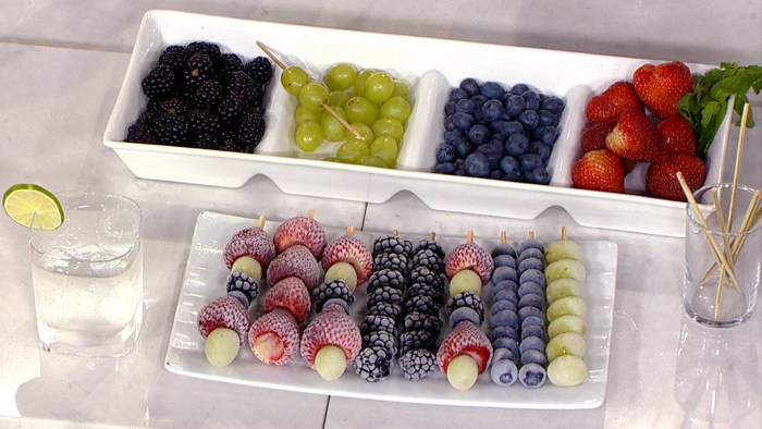 how to stop frozen food portionsfrom sticking to containers