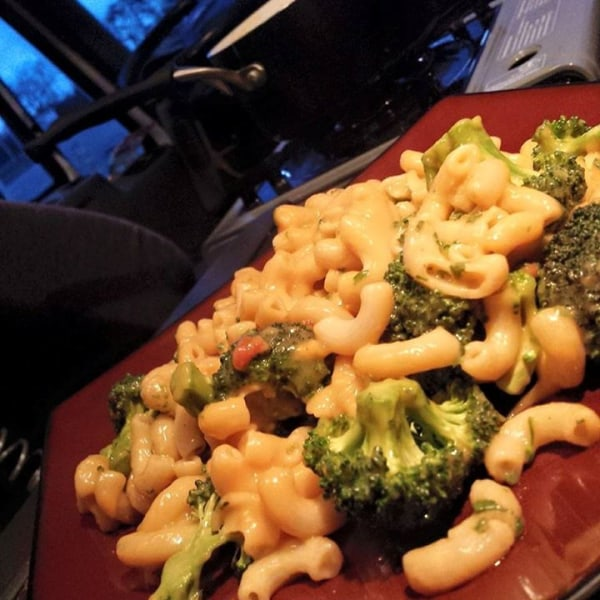 Trucker loses 65 pounds by cooking vegan meals on the road today forumfinder Choice Image