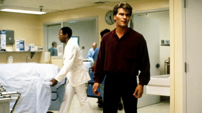 Ghost Movie Swayze