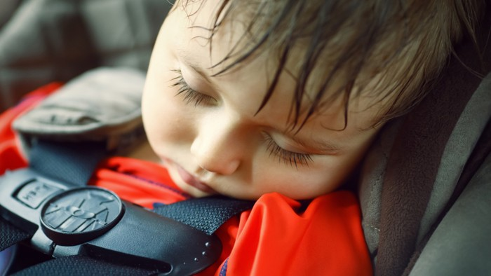 My Toddler Gets Too Hot In His Car Seat