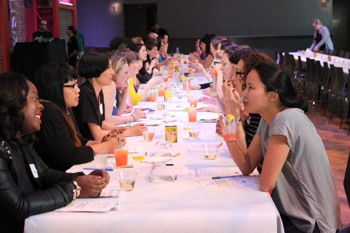 New york times wnyc speed dating