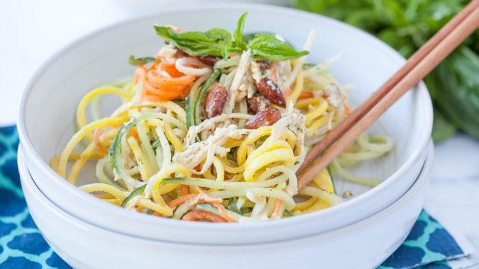Tangled Thai Salad