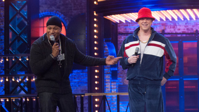 Willie Geist channels Dolly Parton, LL Cool J in amazing ...