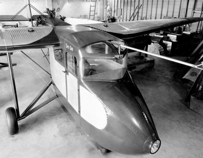 Stout Skycar