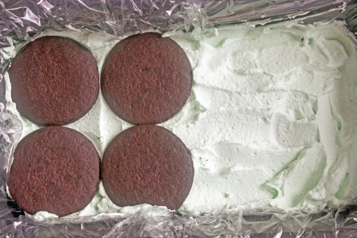 Chocolate-Mint Icebox Cake - TODAY.com