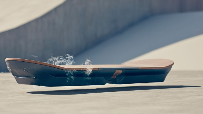 Lexus Flying Car >> Lexus to unveil 'Back to the Future II'-like hoverboard Aug. 5 - TODAY.com
