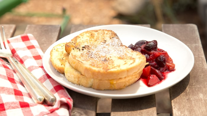Grilled French Toast recipe