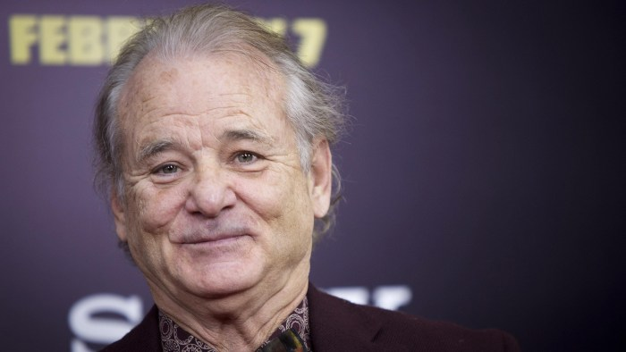 bill murray movies list