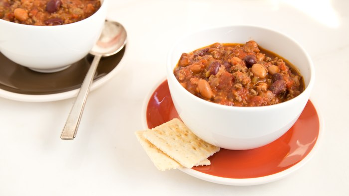 Wendy's Chili Copycat Recipe
