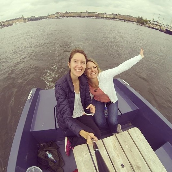 Dylan Dreyer's 'whirlwind' trip to Sweden: Go behind the ...