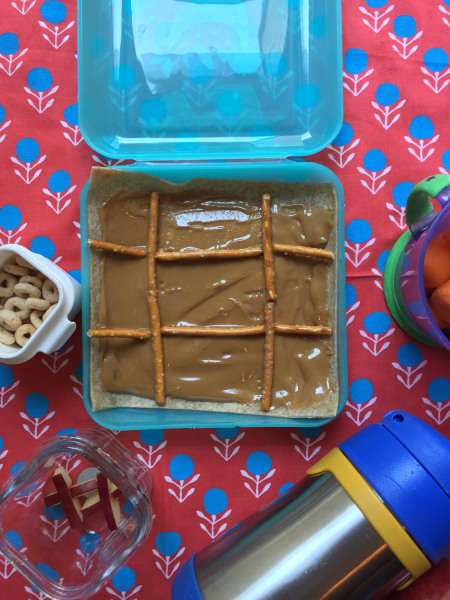 Tic Tac Toe Is A Cute Healthy And Easy Kids Lunch