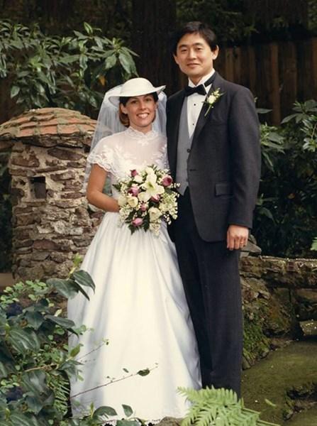 style brides take look down memory lane wedding trends decades