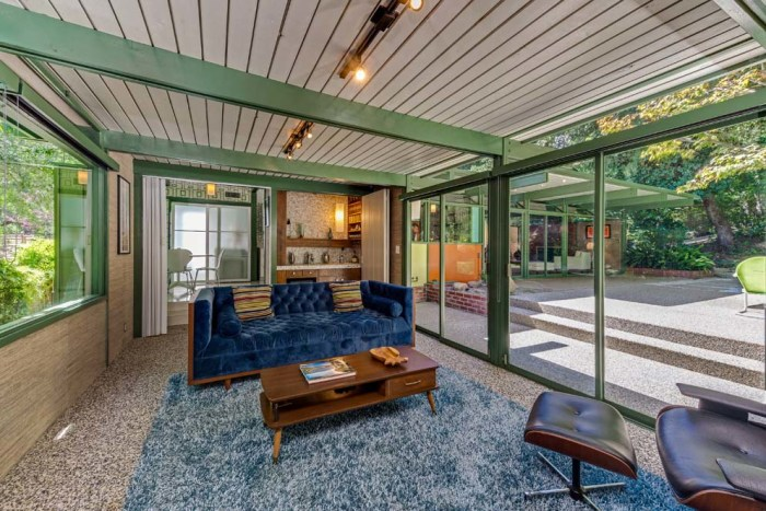 Bright 1950s mid century modern los angeles home is for for Mid century modern homes los angeles