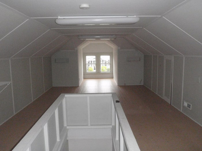 Before And After Pics See This Dreary Attic Turned Into A