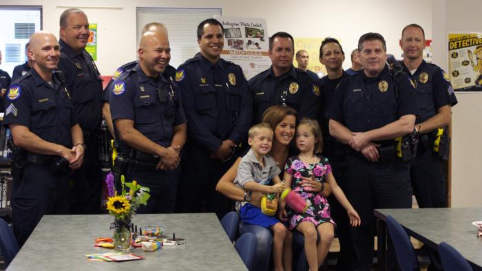 Surprise Arizona Police Department Police, firefigh...