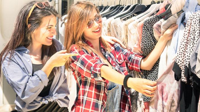 Teen Shopping Mall 7