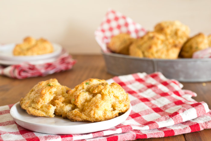 Our copycat Red Lobster cheddar bay biscuits recipe is so good