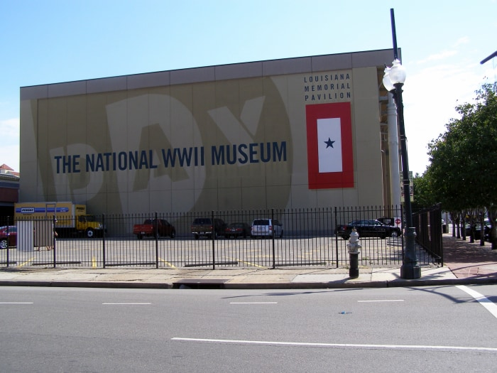 Tripadvisor reveals the best museums in the u s and for Best museums in new orleans